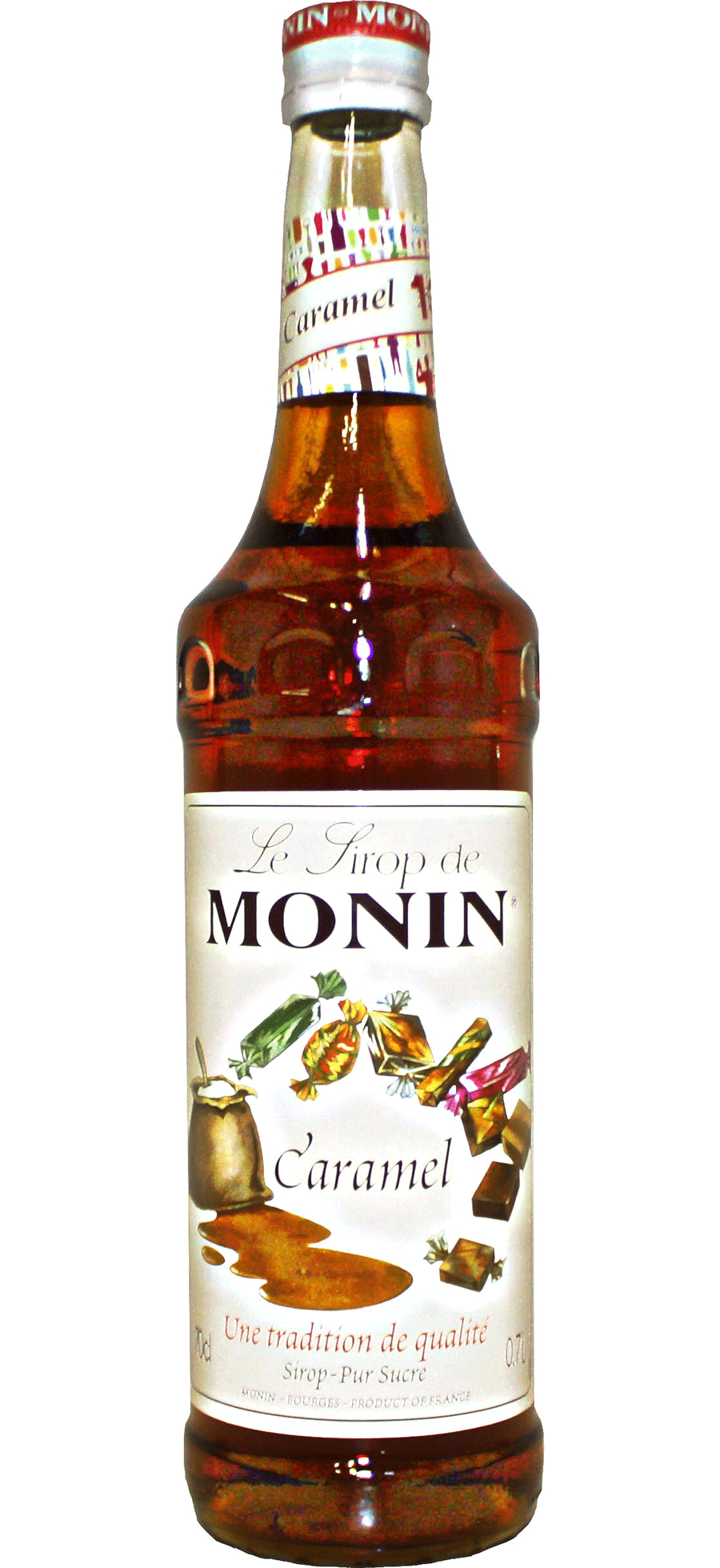 Monin Caramel Syrup 1 L Cava Shop Nicosia Cyprus